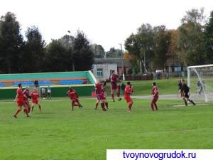 Новогрудок-Красносельск