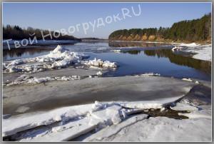 Разлив в Беларуси